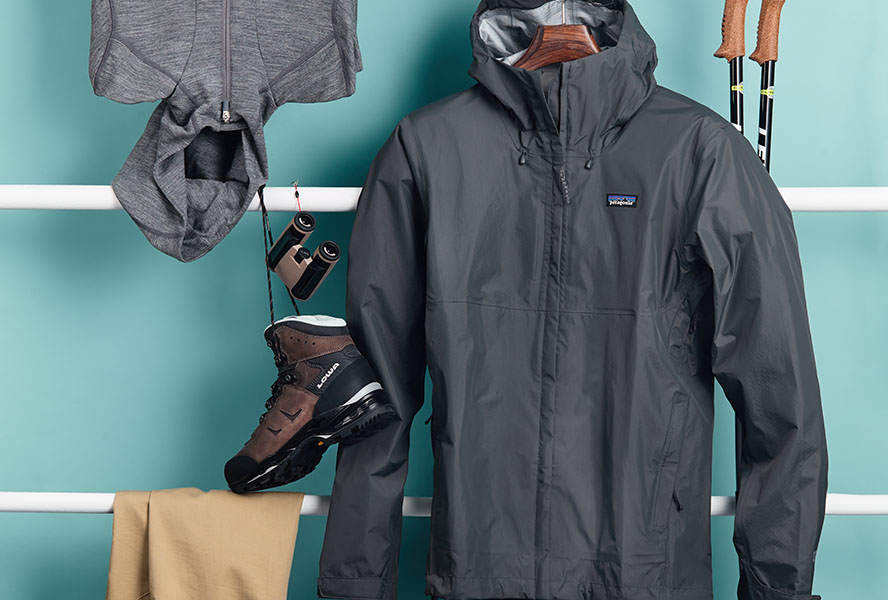 Outfits von Patagonia