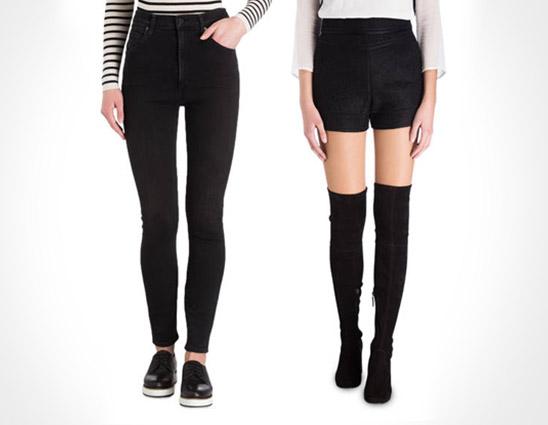 64a5256ca9f212 High Waist Hosen online kaufen :: BREUNINGER
