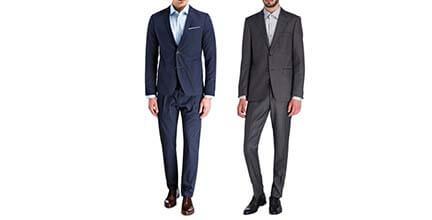 newest e35fe de141 Anzug-Guide für Herren :: BREUNINGER