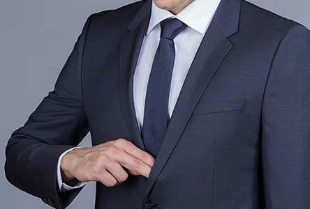 Designer Blau Smoking Sakko Blazer Jacke Jacket Tailliert Slim Fit Slimfit 46 Online Shop Herrenmode