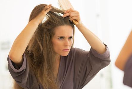 Weh bewege haare kopfhaut tut wenn ich die Warum tut