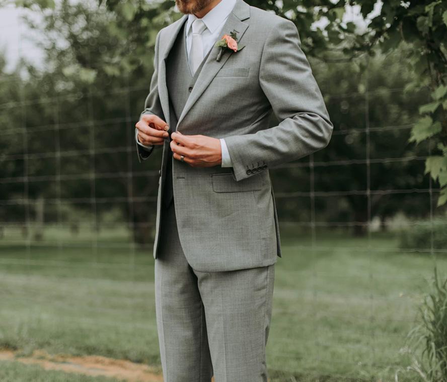 Ratgeber Fur Den Richtigen Hochzeitsanzug Breuninger