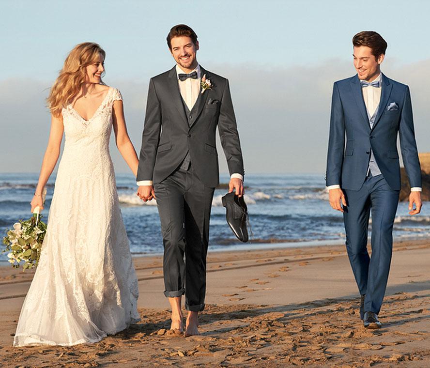 Ratgeber für den richtigen Hochzeitsanzug :: BREUNINGER