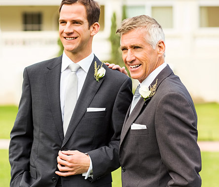 am besten auswählen Exklusive Angebote Sonderrabatt von Outfits für männliche Hochzeitsgäste :: BREUNINGER