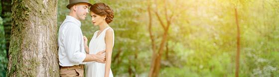 Vintage Hochzeit Breuninger