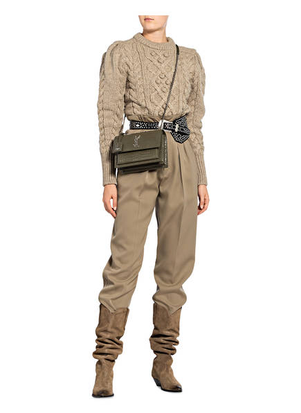 Isabel Marant beiges Outfit